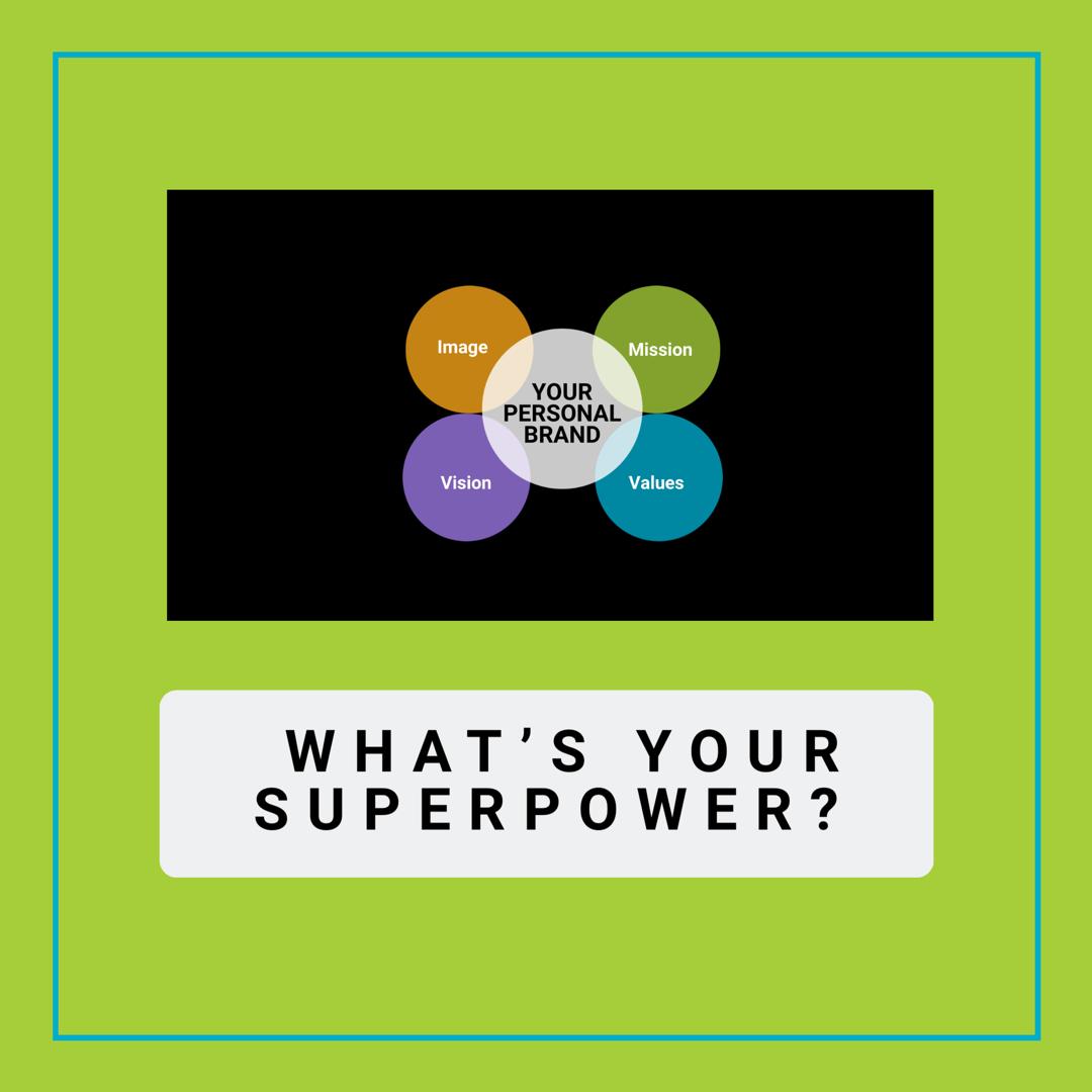 Personal Brand: What's Your Superpower? – Resumé Tech Guru